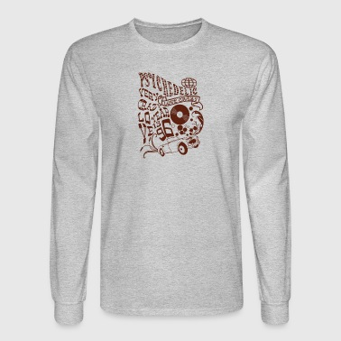 psychedelic - Men's Long Sleeve T-Shirt