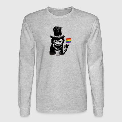 The B stands for Babadook horror - Men's Long Sleeve T-Shirt