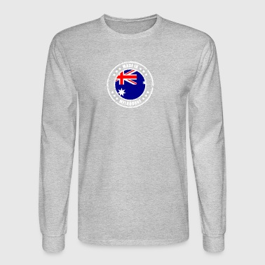 MADE IN MELBOURNE - Men's Long Sleeve T-Shirt