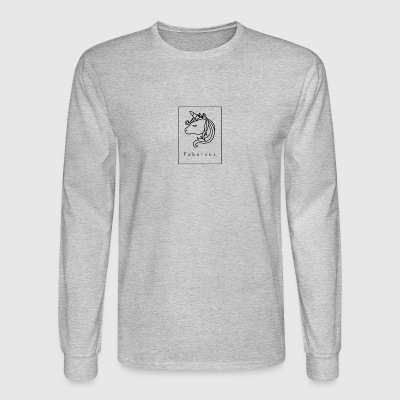 Unicorn fabulous - Men's Long Sleeve T-Shirt