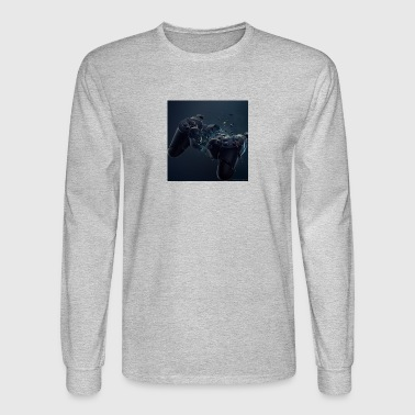 Broken Gamer - Men's Long Sleeve T-Shirt