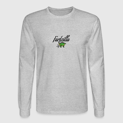 Fartzilla - Men's Long Sleeve T-Shirt