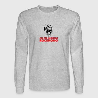 Mad For Mountains - Men's Long Sleeve T-Shirt
