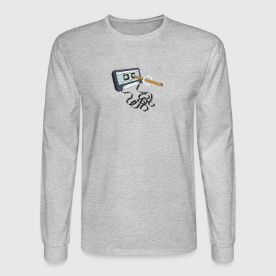 Back in the Day - Men's Long Sleeve T-Shirt