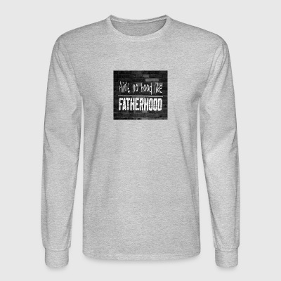 Fatherhood - Men's Long Sleeve T-Shirt