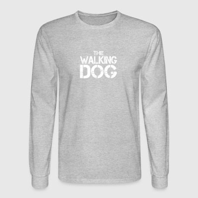 The Walking Dog - Men's Long Sleeve T-Shirt