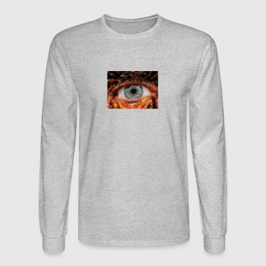 The eye - Men's Long Sleeve T-Shirt