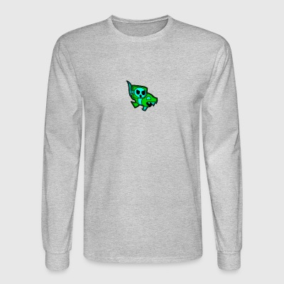 ship GD(geometry dash) - Men's Long Sleeve T-Shirt