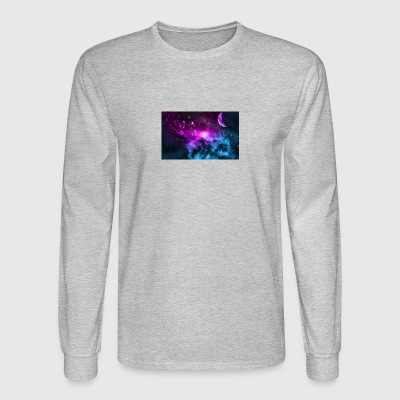 galaxy - Men's Long Sleeve T-Shirt