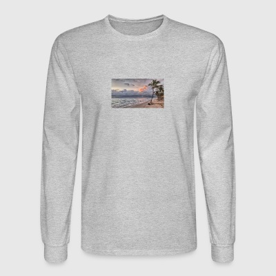 beach 1236581 1920 - Men's Long Sleeve T-Shirt