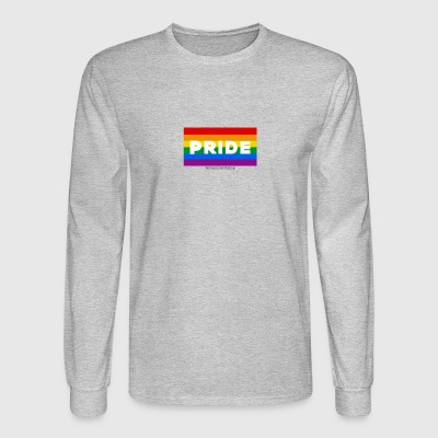 LGBT Gay Pride Flag - Men's Long Sleeve T-Shirt