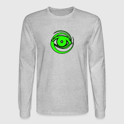 Astro Photography Tutorials Logo - Men's Long Sleeve T-Shirt