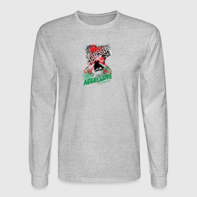 Aggressive sport - Men's Long Sleeve T-Shirt