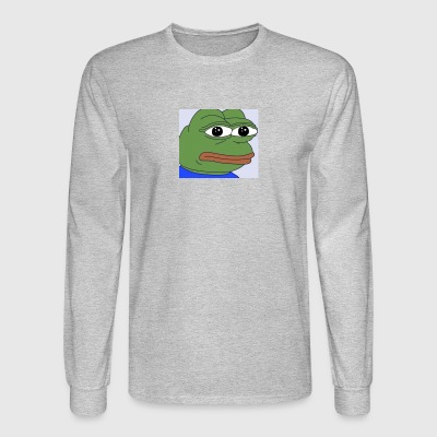 Pepe the frog - Men's Long Sleeve T-Shirt