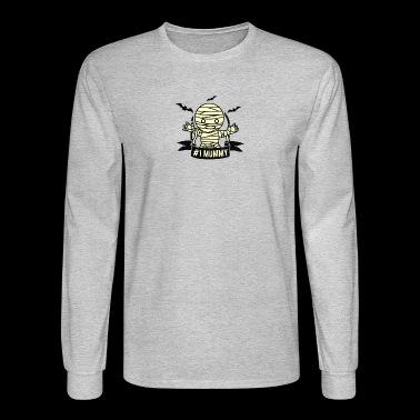Mummy Monster - Men's Long Sleeve T-Shirt