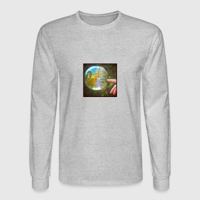 Bubble popping - Men's Long Sleeve T-Shirt