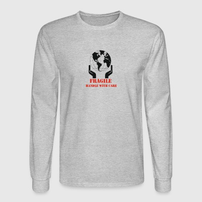 earth care - Men's Long Sleeve T-Shirt