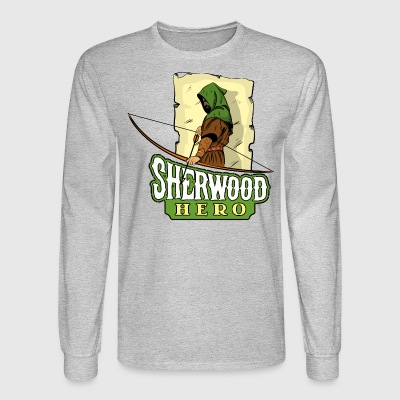 Robin Hood - Men's Long Sleeve T-Shirt