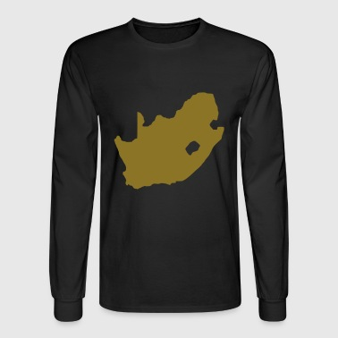 South Africa - Men's Long Sleeve T-Shirt