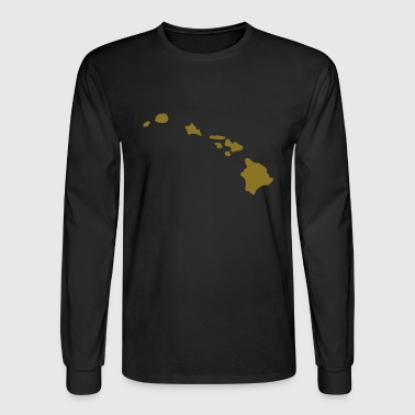 Hawaii - Men's Long Sleeve T-Shirt