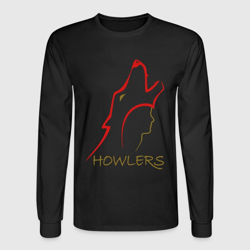 Original Howlers design for Red Rising Trilogy - Men's Long Sleeve T-Shirt