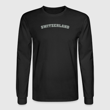 Switzerland - Men's Long Sleeve T-Shirt