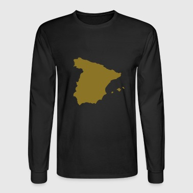 Spain - Men's Long Sleeve T-Shirt