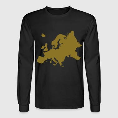 Europe - Men's Long Sleeve T-Shirt