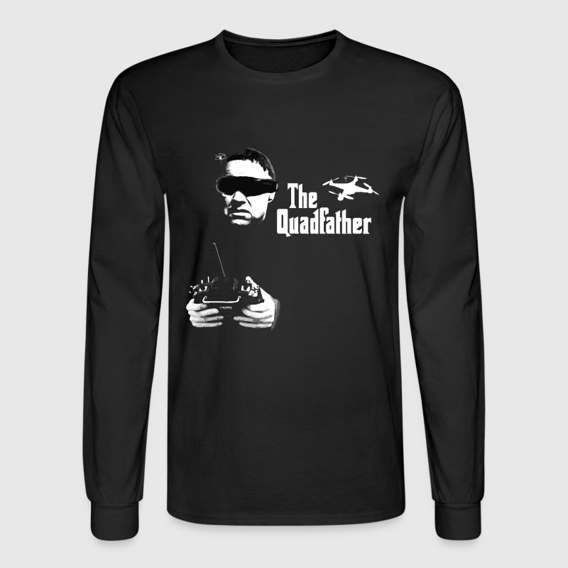 The QuadFather - Men's Long Sleeve T-Shirt