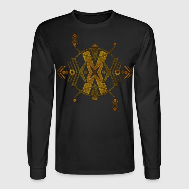 triple xXx metal - Men's Long Sleeve T-Shirt