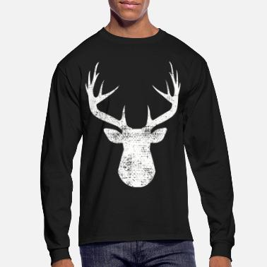 Antler antler - Men's Long Sleeve T-Shirt