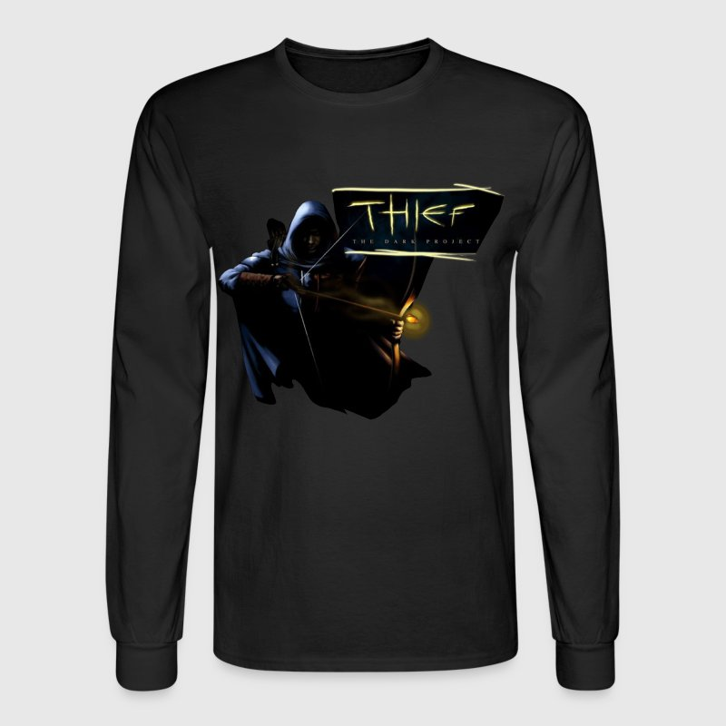 Thief: The Dark Project - Men's Long Sleeve T-Shirt