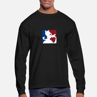 Weed Mew Two leauge Gaming - Men's Long Sleeve T-Shirt