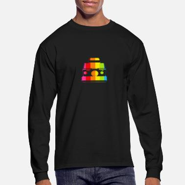 Polaroid Polaroid SX-70 - Men's Long Sleeve T-Shirt