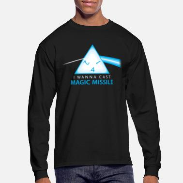 Missile Magic Missile - Men's Long Sleeve T-Shirt