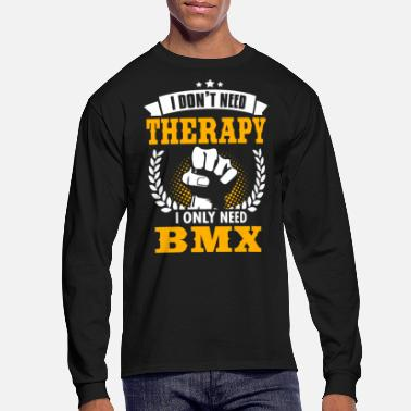Bmx Bmx - Men's Long Sleeve T-Shirt
