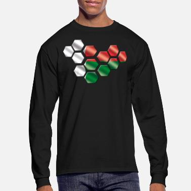 Madagascar Madagascar - Men's Long Sleeve T-Shirt