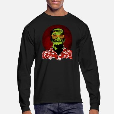 Hollywood Frankie goes to Holiday - Men's Long Sleeve T-Shirt
