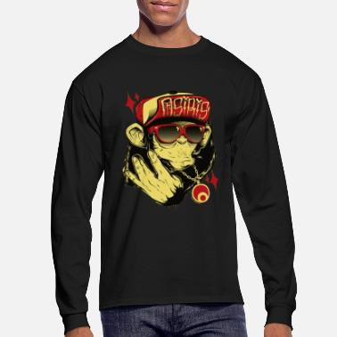 Hip Hop hip hop - Men's Long Sleeve T-Shirt