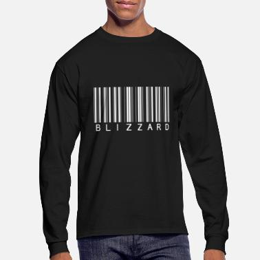 Blizzard Blizzard Merchandise - Men's Long Sleeve T-Shirt