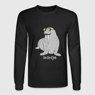 The Walrus - Men's Long Sleeve T-Shirt