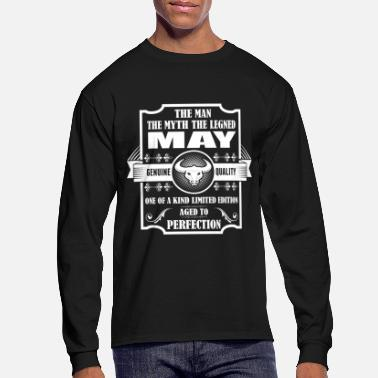 Taurus Taurus Legend May - Men's Long Sleeve T-Shirt