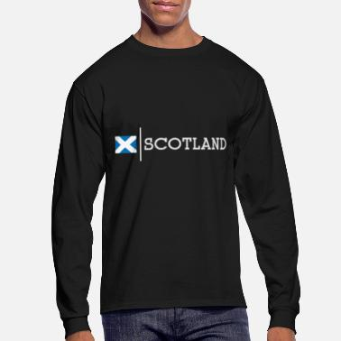 Edinburgh Scotland - Men's Long Sleeve T-Shirt