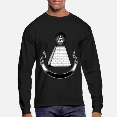 New World Order New World Order - Men's Long Sleeve T-Shirt