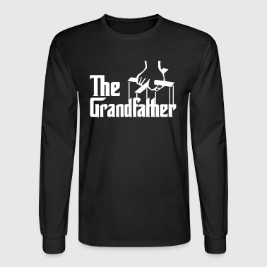 The Grandfather - Men's Long Sleeve T-Shirt