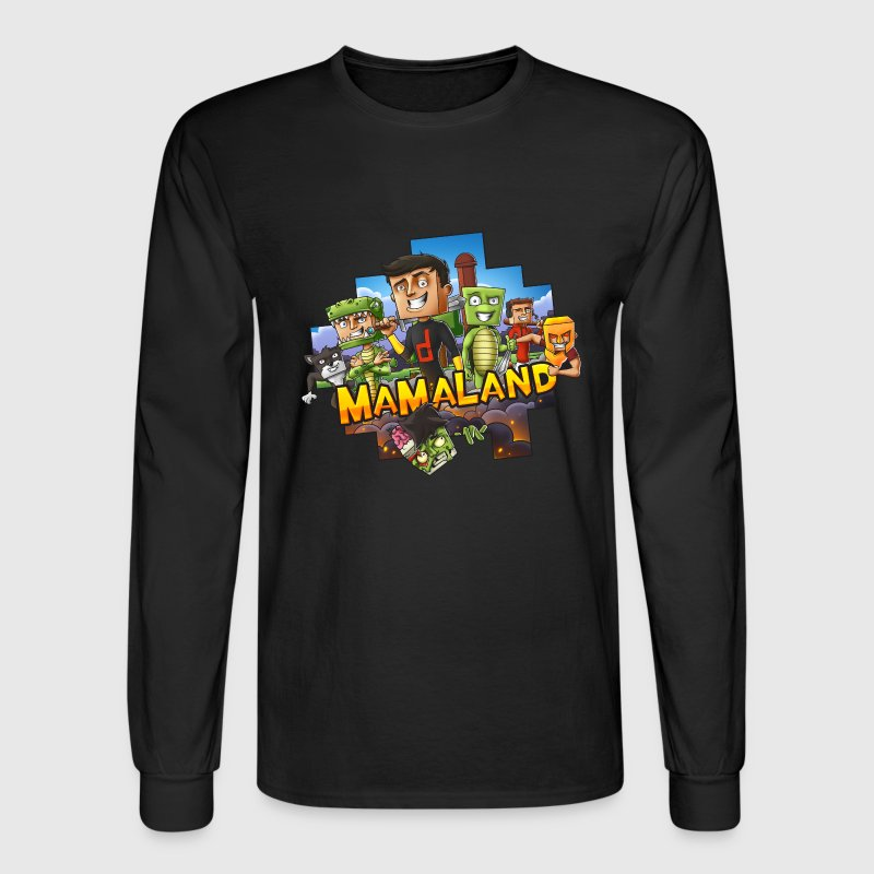 MamaLand - Men's Long Sleeve T-Shirt