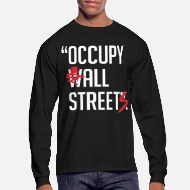 Occupy Occupy - Men's Long Sleeve T-Shirt