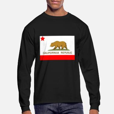 California california - Men's Long Sleeve T-Shirt
