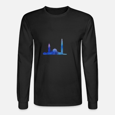 Mosque mosque - Men's Long Sleeve T-Shirt