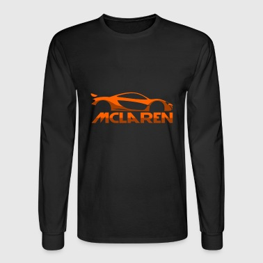mclaren sports - Men's Long Sleeve T-Shirt